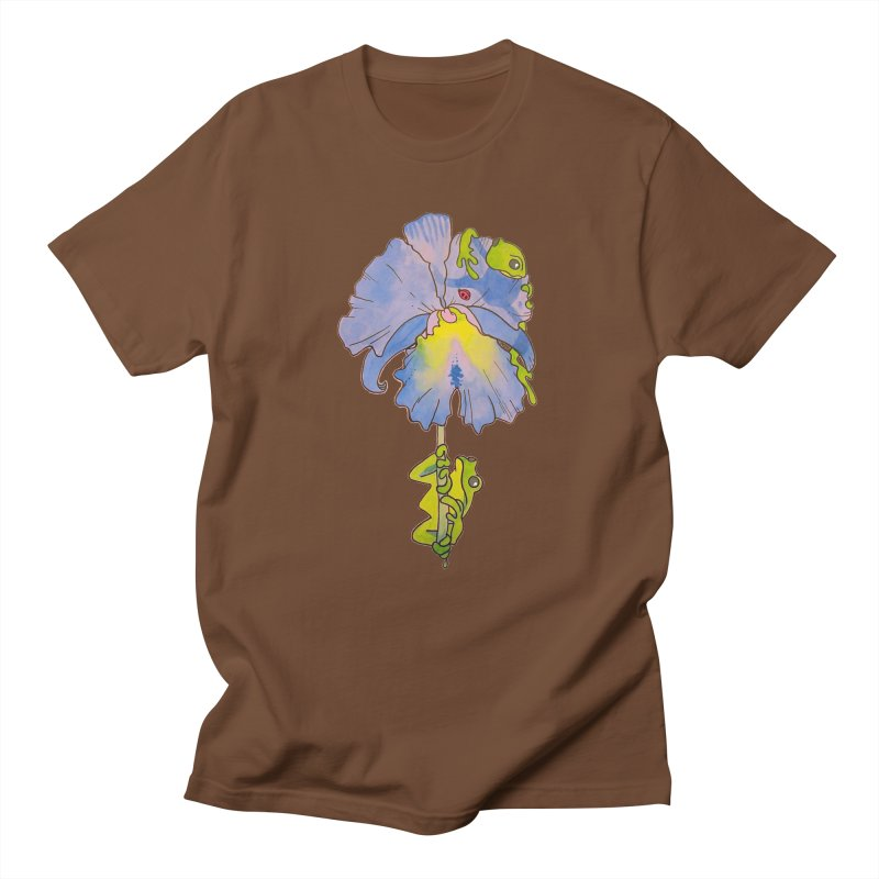 Iris Play Women's Unisex T-Shirt by justus's Artist Shop