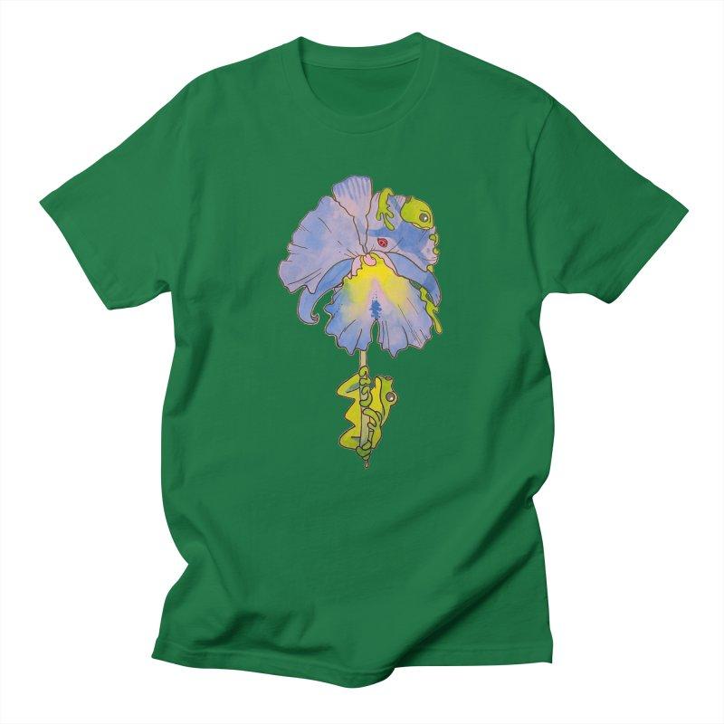 Iris Play Women's Unisex T-Shirt by justus's Artist Shop
