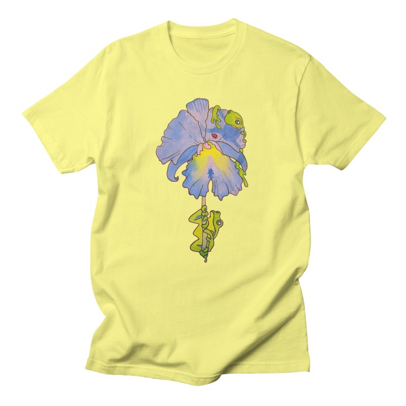 Iris Play Men's T-shirt by justus's Artist Shop