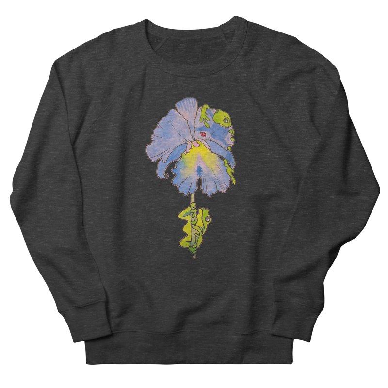 Iris Play Women's Sweatshirt by justus's Artist Shop