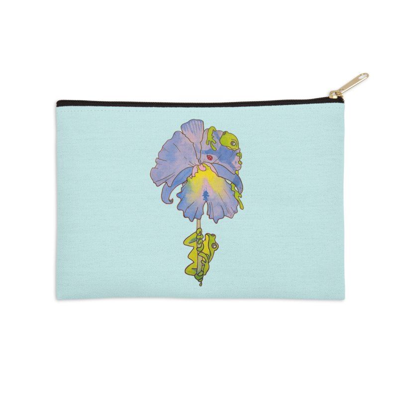 Iris Play Accessories Zip Pouch by justus's Artist Shop