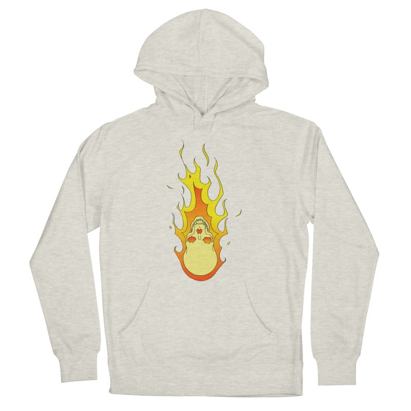'Rider of the Storm' Women's Pullover Hoody by justus's Artist Shop