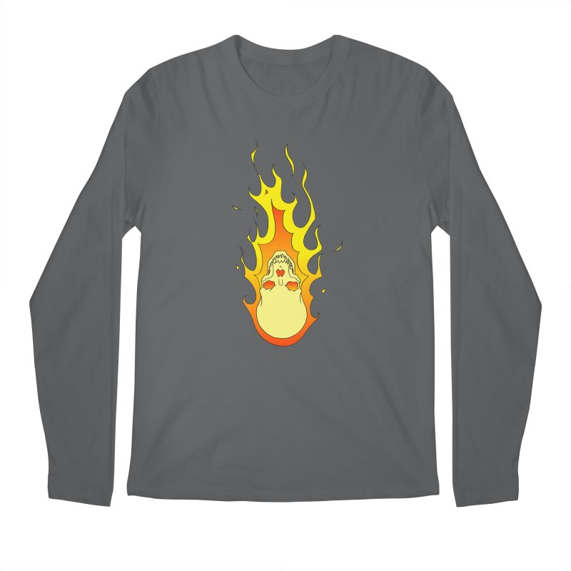 'Rider of the Storm' Men's Longsleeve T-Shirt by justus's Artist Shop
