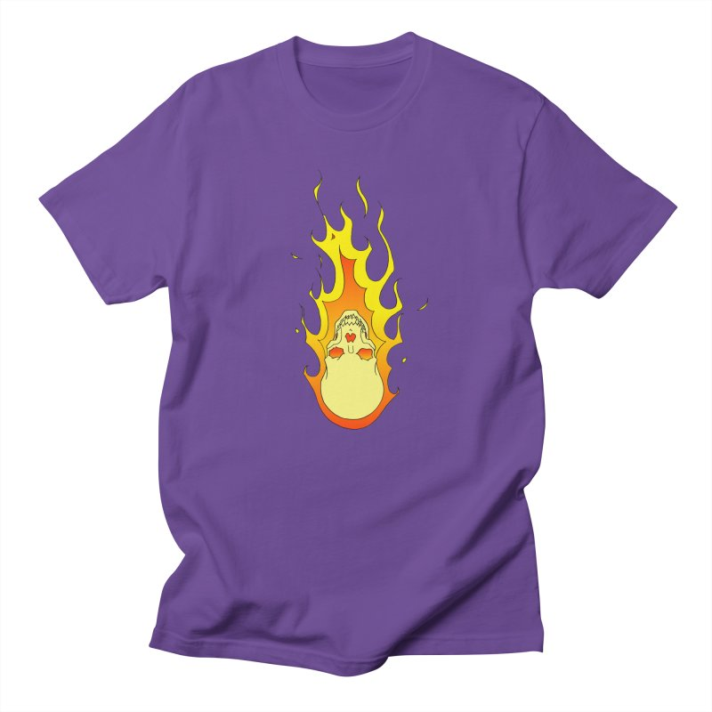 'Rider of the Storm' Women's Unisex T-Shirt by justus's Artist Shop