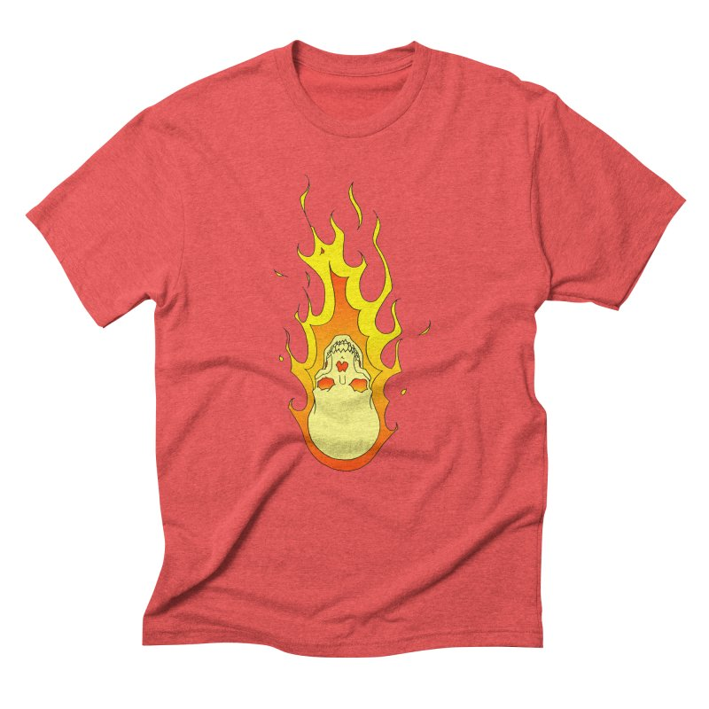 'Rider of the Storm' Men's Triblend T-shirt by justus's Artist Shop