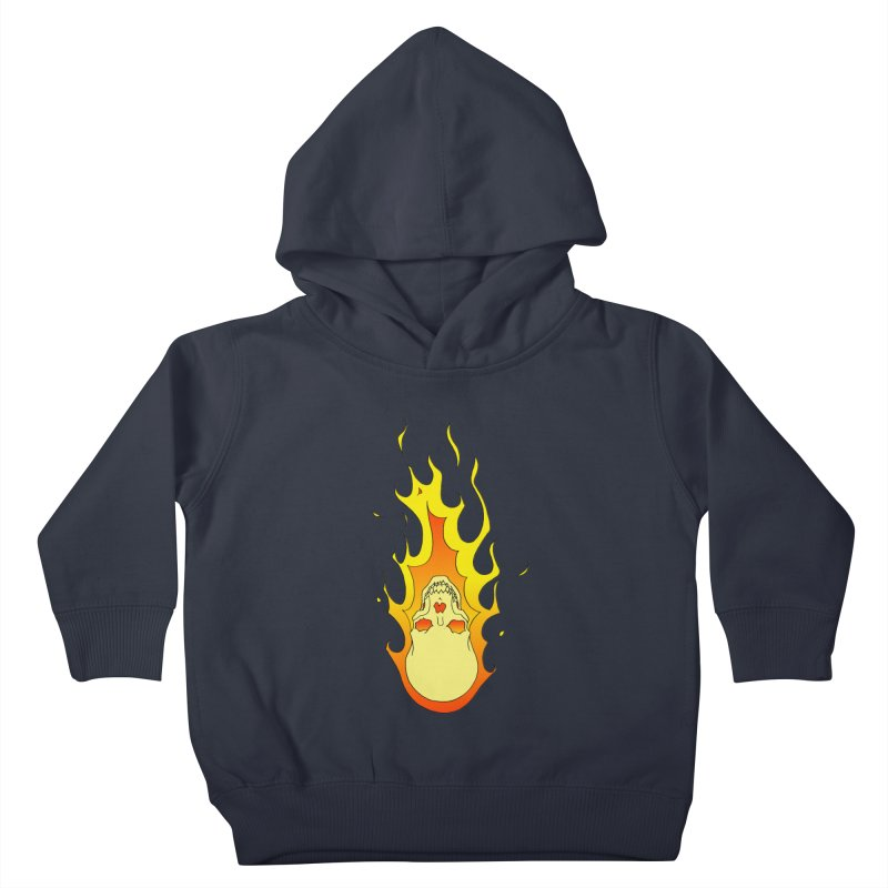 'Rider of the Storm' Kids Toddler Pullover Hoody by justus's Artist Shop