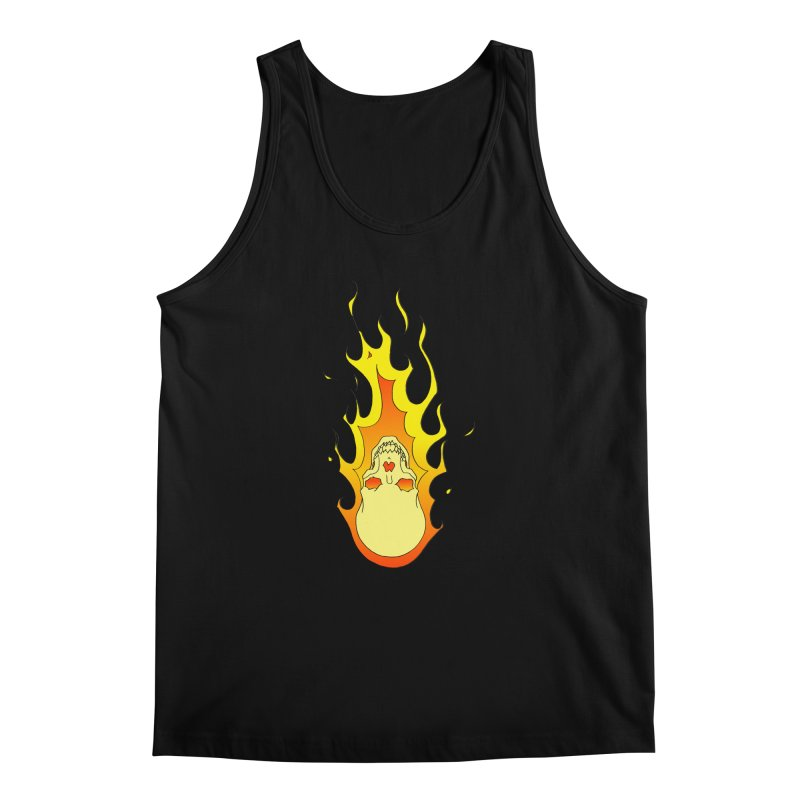 'Rider of the Storm' Men's Tank by justus's Artist Shop