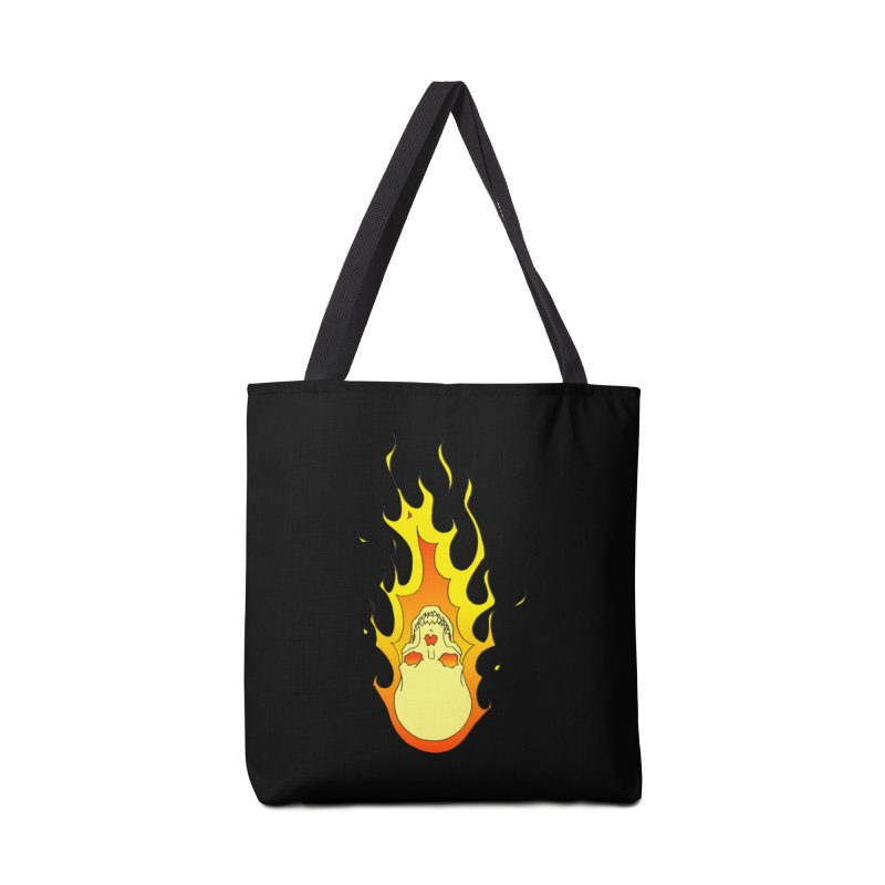 'Rider of the Storm' Accessories Bag by justus's Artist Shop
