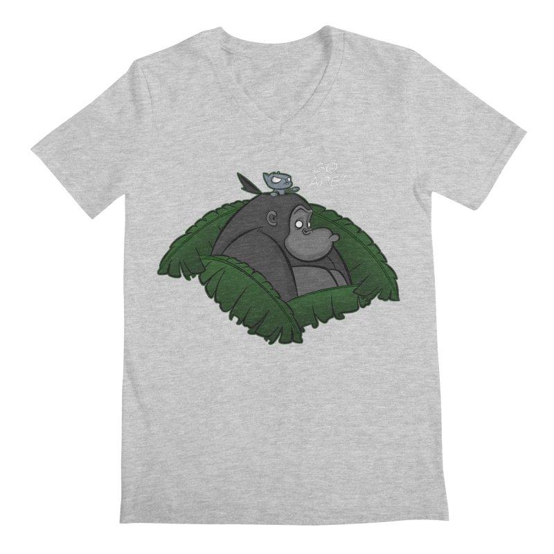 Go, Ape!   by JVZ Designs - Artist Shop