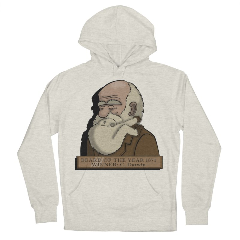 Beard of the Year Women's Pullover Hoody by JVZ Designs - Artist Shop