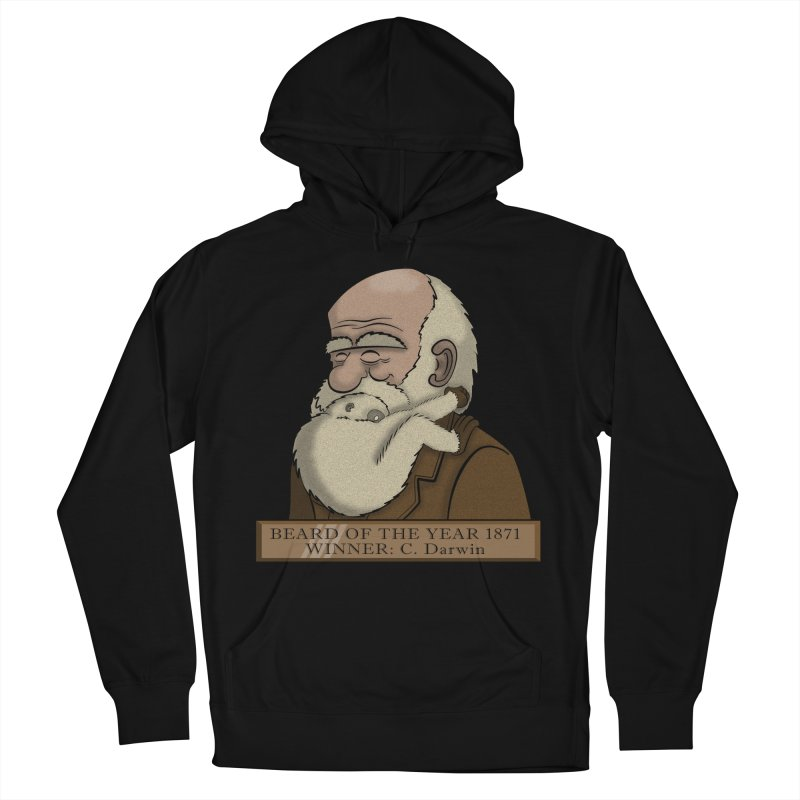 Beard of the Year Men's Pullover Hoody by JVZ Designs - Artist Shop