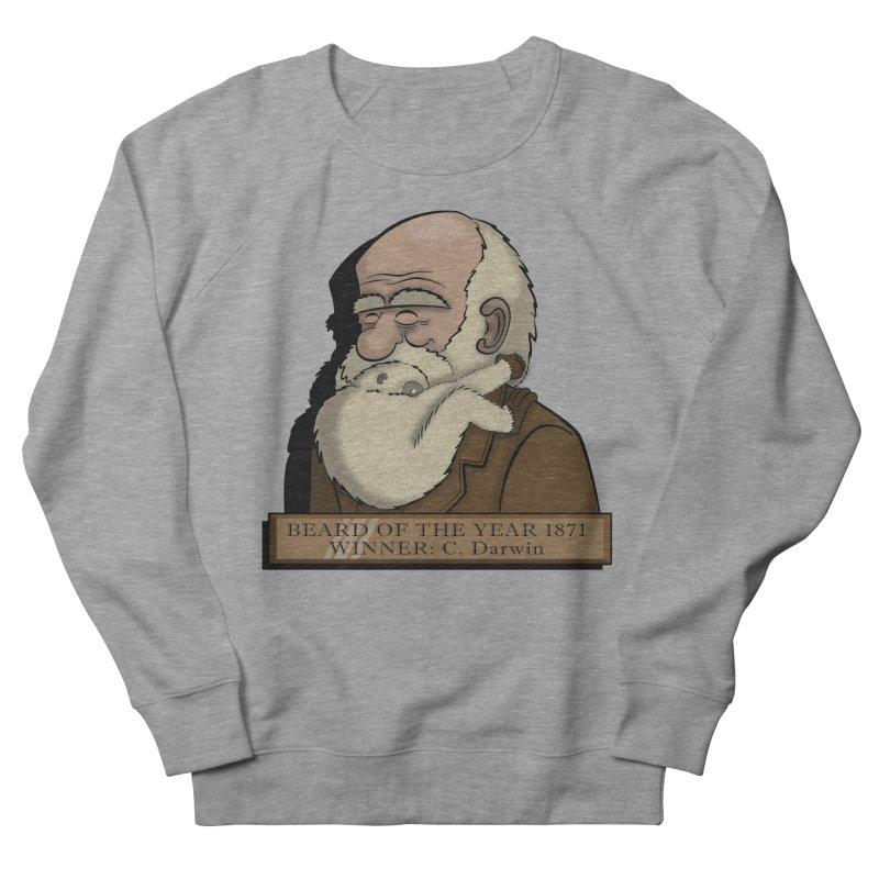 Beard of the Year Men's Sweatshirt by JVZ Designs - Artist Shop