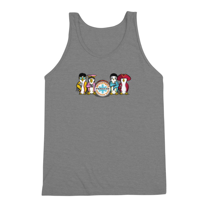 Sgt. Poppers Penguin Marching Band   by JVZ Designs - Artist Shop