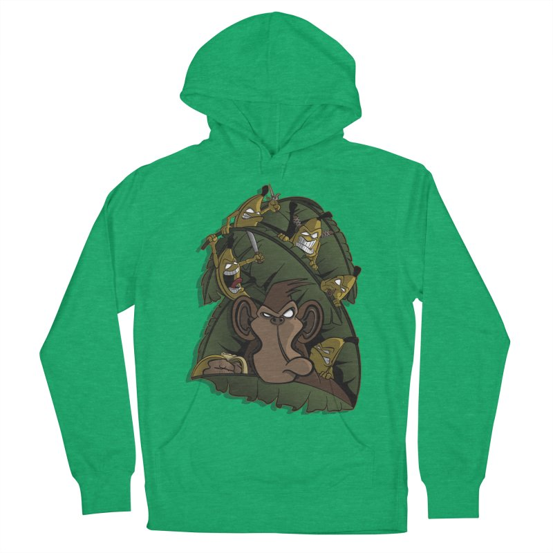 Revenge Men's Pullover Hoody by JVZ Designs - Artist Shop