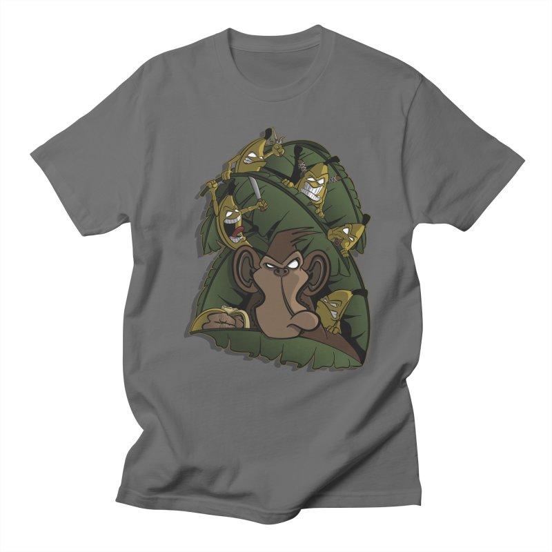 Revenge Men's T-Shirt by JVZ Designs - Artist Shop