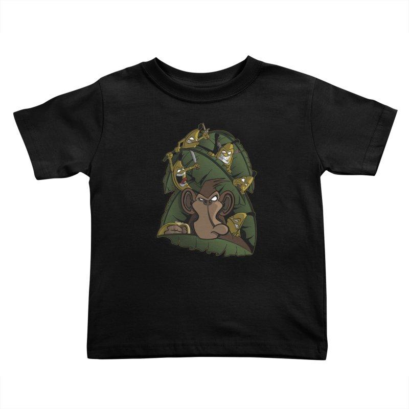 Revenge Kids Toddler T-Shirt by JVZ Designs - Artist Shop