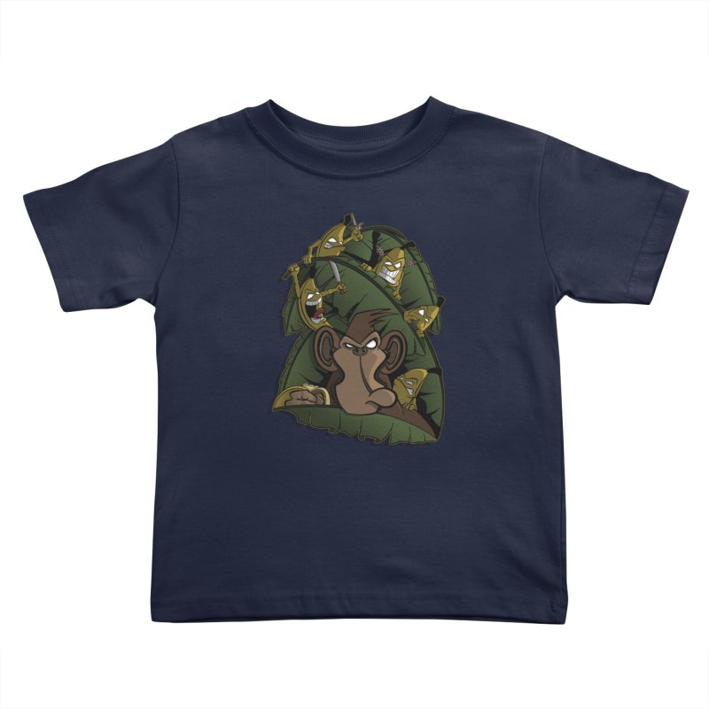 Revenge Kids Toddler T-Shirt by JVZ Designs - Artist Shop