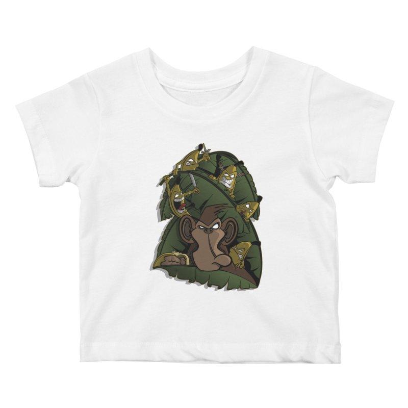 Revenge Kids Baby T-Shirt by JVZ Designs - Artist Shop