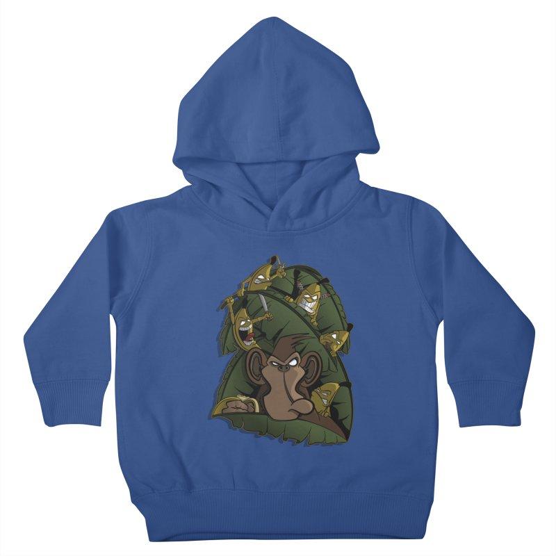 Revenge Kids Toddler Pullover Hoody by JVZ Designs - Artist Shop