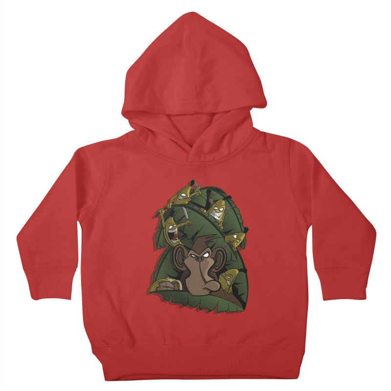 Revenge Kids Toddler Pullover Hoody by JVZ Designs - Artist Shop