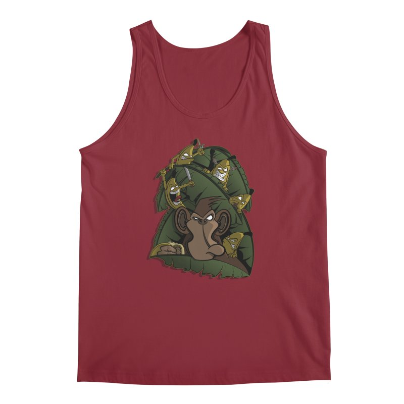 Revenge Men's Tank by JVZ Designs - Artist Shop