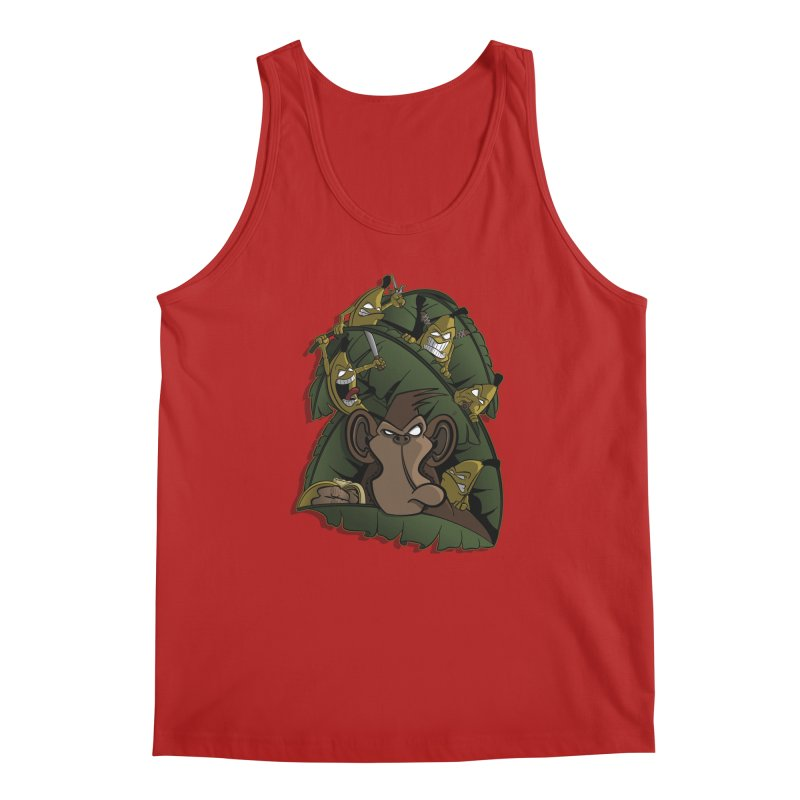 Revenge Men's Tank by JVZ Designs - Artist Shop