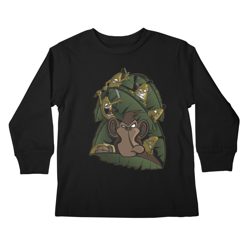 Revenge Kids Longsleeve T-Shirt by JVZ Designs - Artist Shop