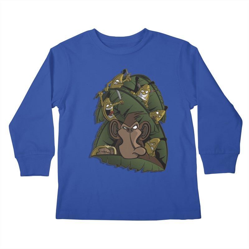 Revenge Kids Longsleeve T-Shirt by JVZ Designs - Artist Shop