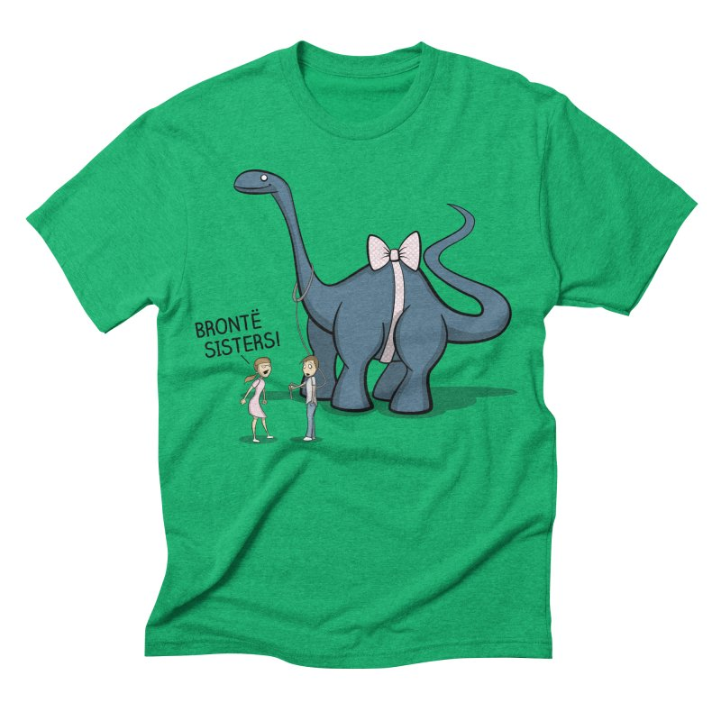 The Gift Men's Triblend T-shirt by JVZ Designs - Artist Shop