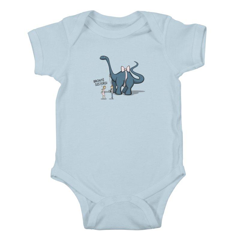 The Gift Kids Baby Bodysuit by JVZ Designs - Artist Shop