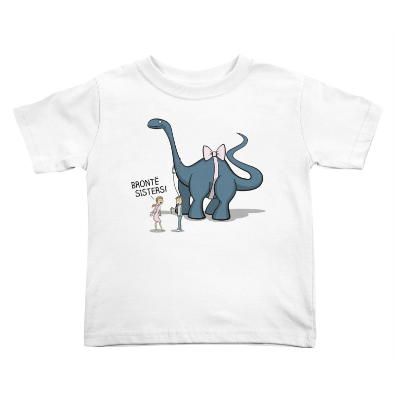 The Gift Kids Toddler T-Shirt by JVZ Designs - Artist Shop