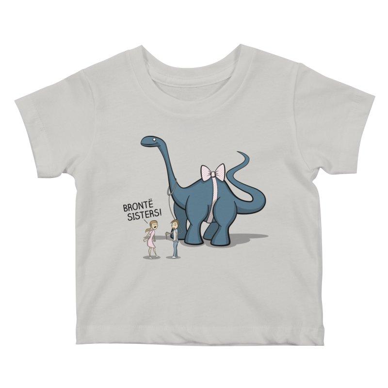 The Gift Kids Baby T-Shirt by JVZ Designs - Artist Shop