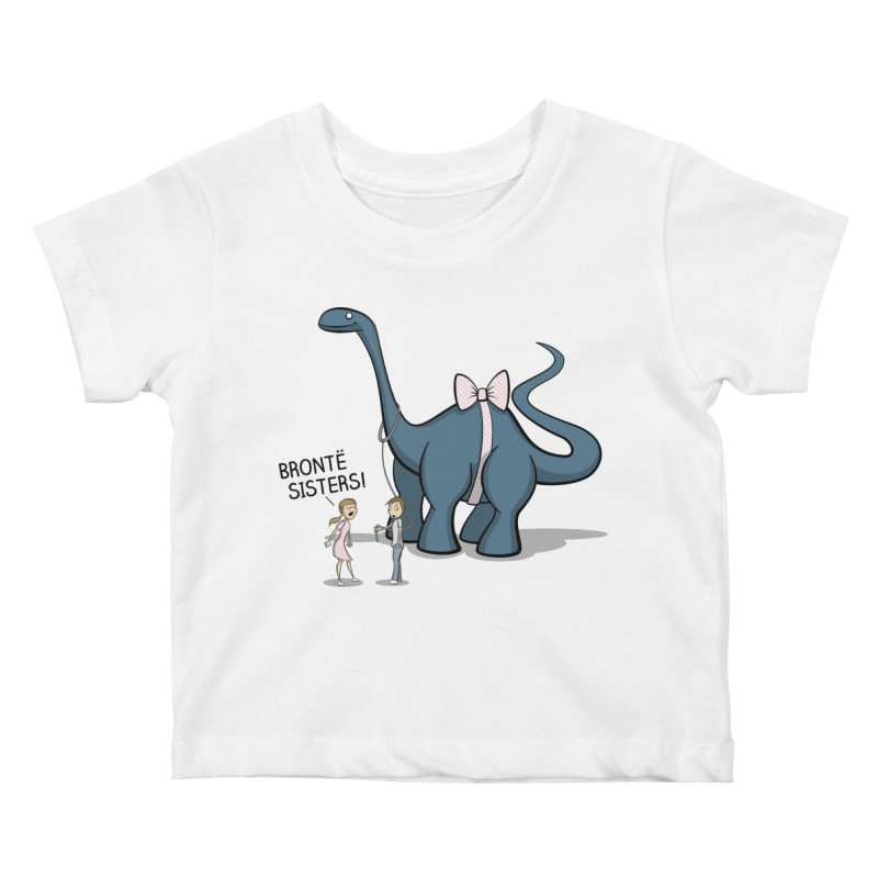 The Gift Kids Baby T-Shirt by JVZ Designs - Artist Shop