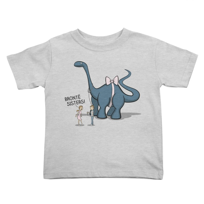 The Gift Kids Toddler T-Shirt by JVZ Designs - Artist Shop