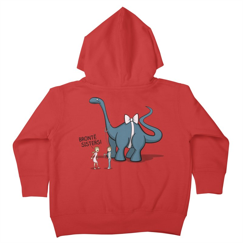 The Gift Kids Toddler Zip-Up Hoody by JVZ Designs - Artist Shop