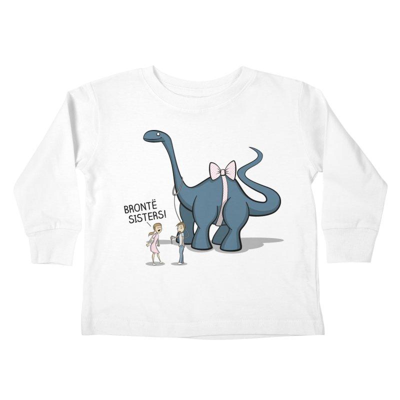 The Gift Kids Toddler Longsleeve T-Shirt by JVZ Designs - Artist Shop