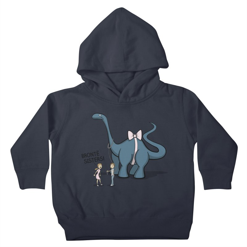 The Gift Kids Toddler Pullover Hoody by JVZ Designs - Artist Shop