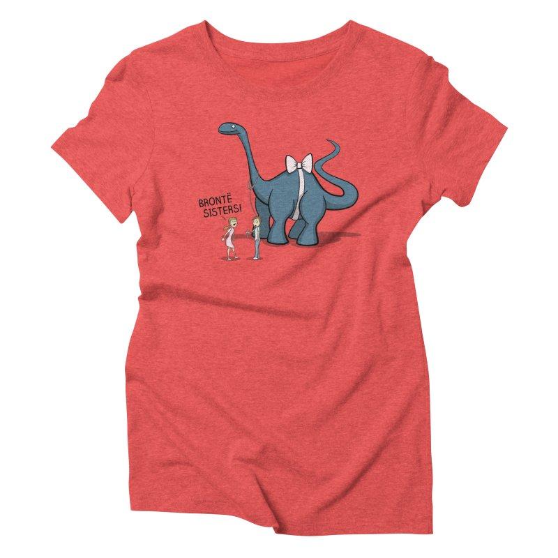The Gift Women's Triblend T-Shirt by JVZ Designs - Artist Shop