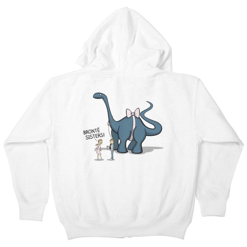 The Gift Kids Zip-Up Hoody by JVZ Designs - Artist Shop