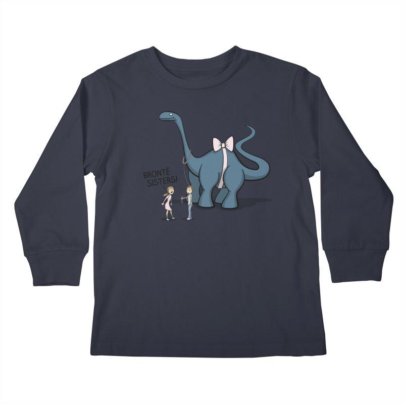 The Gift Kids Longsleeve T-Shirt by JVZ Designs - Artist Shop