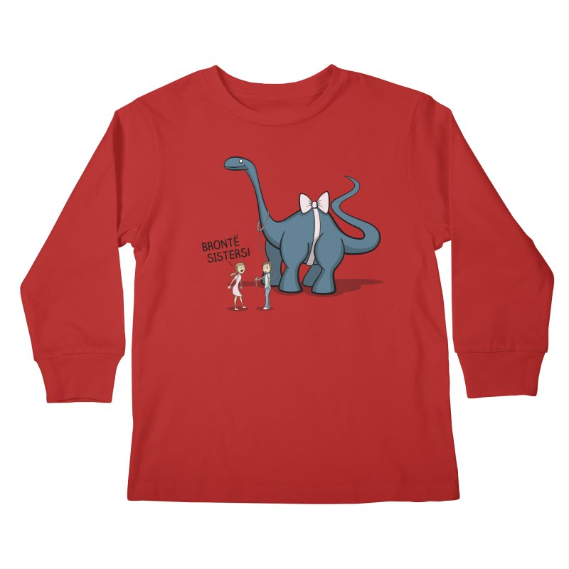 The Gift Kids Longsleeve T-Shirt by JVZ Designs - Artist Shop