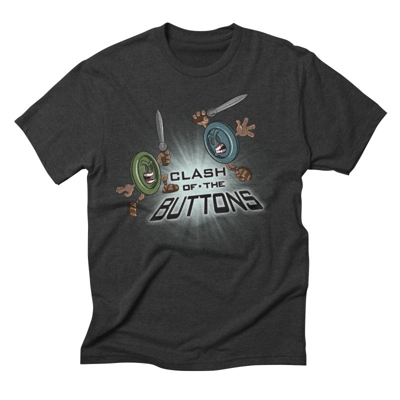 Clash of the Buttons   by JVZ Designs - Artist Shop