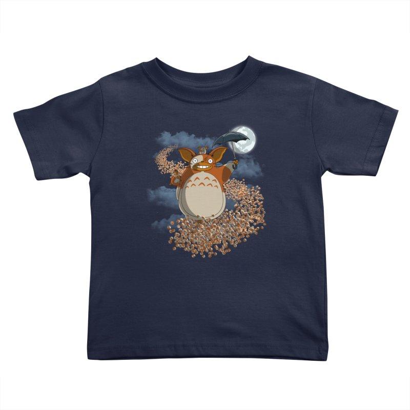 My Mogwai Gizmoro Kids Toddler T-Shirt by JVZ Designs - Artist Shop