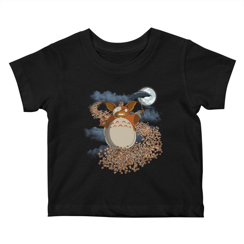 My Mogwai Gizmoro Kids Baby T-Shirt by JVZ Designs - Artist Shop