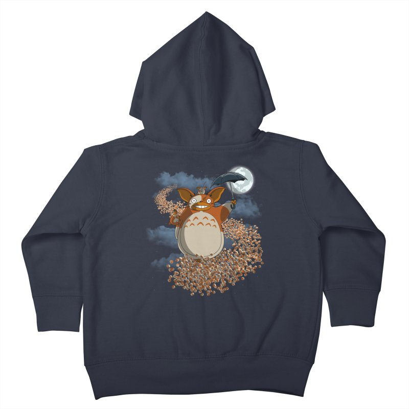 My Mogwai Gizmoro Kids Toddler Zip-Up Hoody by JVZ Designs - Artist Shop