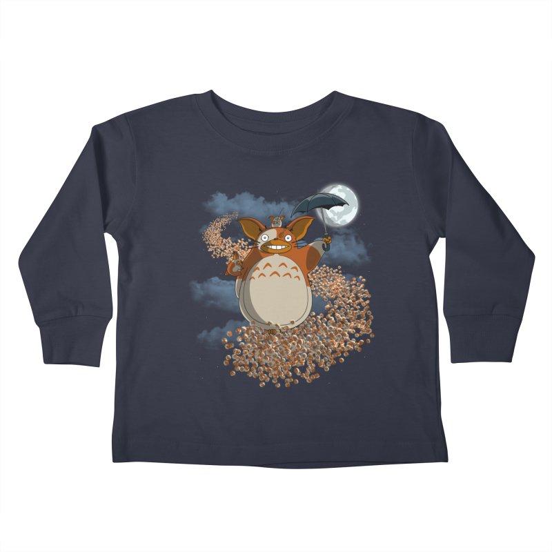 My Mogwai Gizmoro Kids Toddler Longsleeve T-Shirt by JVZ Designs - Artist Shop
