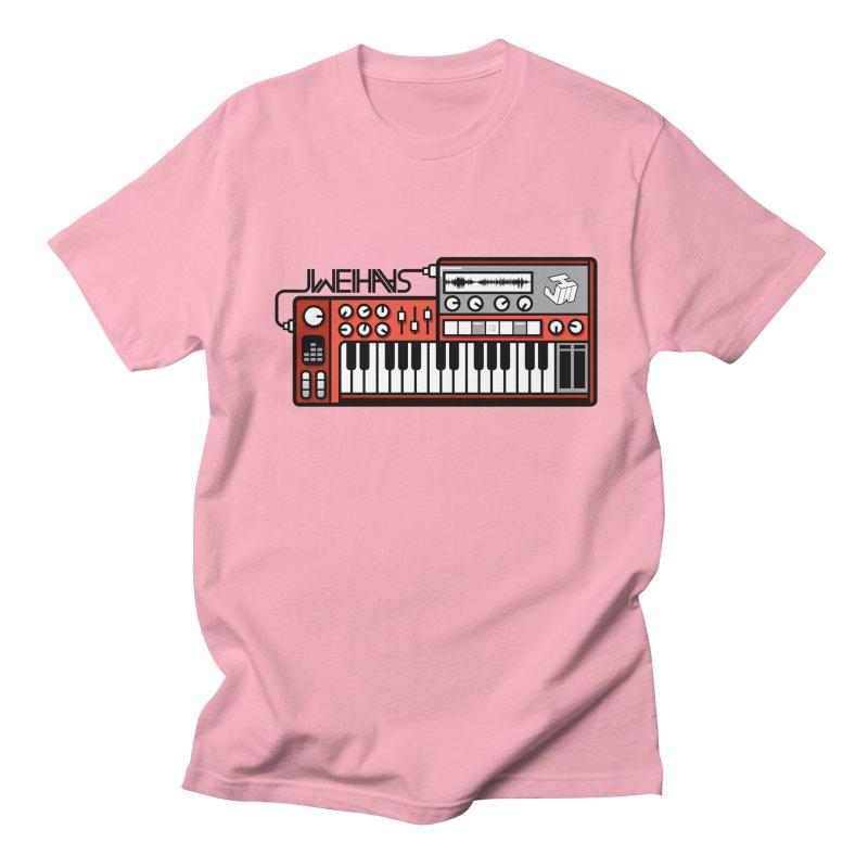 WEIHAASOME SYNTHESIZER 1 Women's Regular Unisex T-Shirt by WEIHAASOME SHIRTS