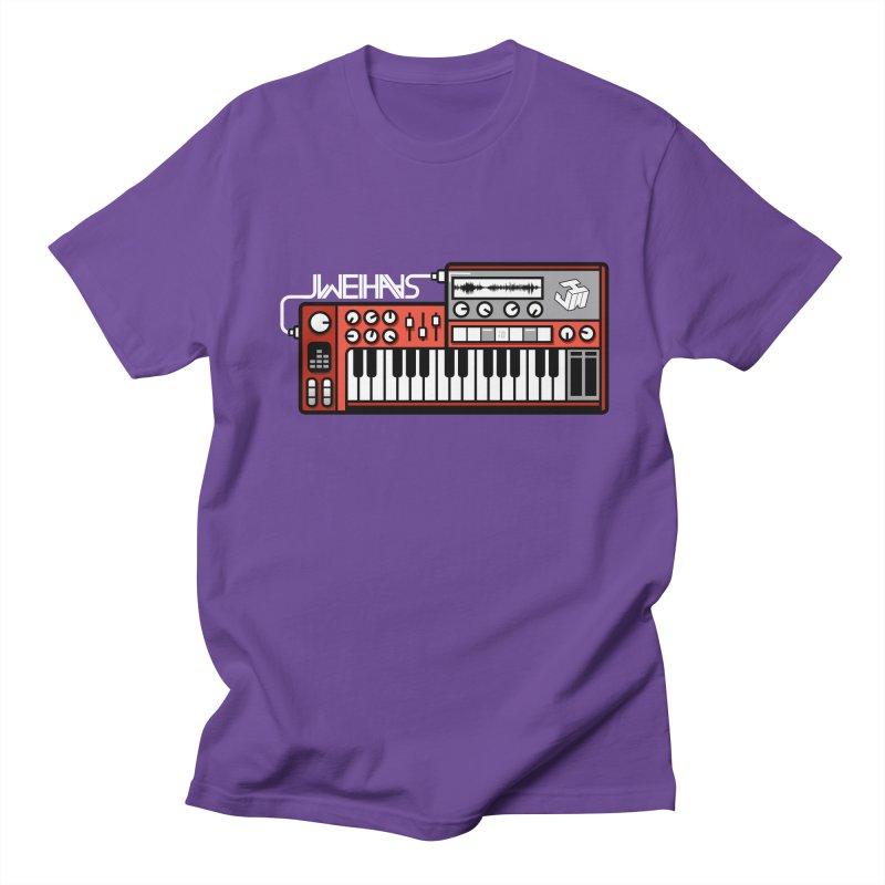 WEIHAASOME SYNTHESIZER 2 Women's Regular Unisex T-Shirt by WEIHAASOME SHIRTS