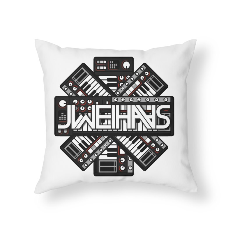 KEYSTAR Home Throw Pillow by WEIHAASOME SHIRTS