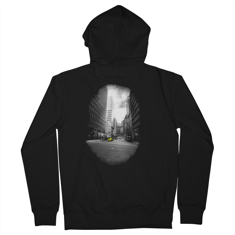 I could be anywhere in the world Women's Zip-Up Hoody by jwoof's Artist Shop